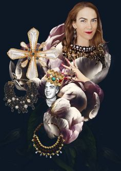 Fashion journalist JJ Martin talks about her jewelry obsession and her passionate search for vintage jewelry. Hey Woman!