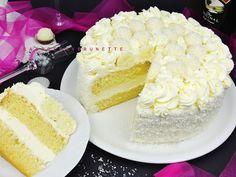 Vanilla Cake, Desserts, Recipes, Food, Cakes, Basket, Tailgate Desserts, Meal, Dessert