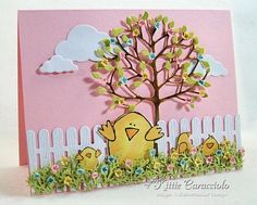 Easter and/or Spring card