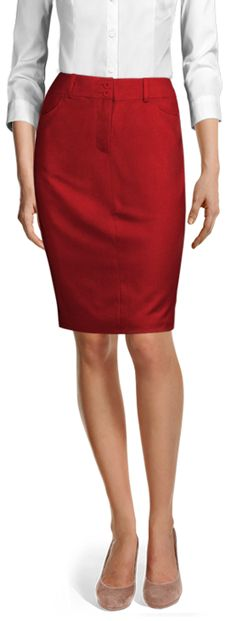 Discover made-to-measure fashion for women. Personalise your female suits, shirts, jackets and skirts at the best price. Wool Skirts, Suits For Women, Business Skirts, Perfect Fit, High Waisted Skirt, Classy, Shirt Dress, Female, Womens Fashion