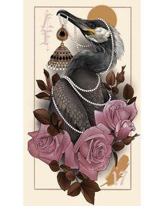 """38 Likes, 1 Comments - Tattoo Prints (@tattooprints) on Instagram: """"Follow artist @pencilslayer #tattooprints"""""""
