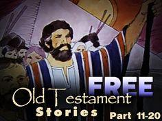 Free Old Testament Stories Part 11-20