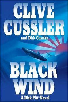 Black Wind      (Dirk Pitt, book 18)    by    Clive Cussler and     Dirk Cussler