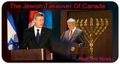 O Takeover judaica Of Canada   Judeu Notícias real