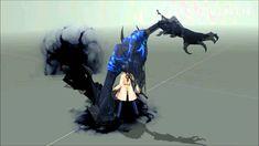 Kritika Online - Shadow Mage Skill