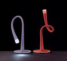 Lumex Desk Lamp by Antonangeli Illuminazione Cool Lighting, Modern Lighting, Lighting Design, Task Lighting, Chandelier Floor Lamp, Contemporary Table Lamps, Modern Lamps, Modern Desk, Italian Furniture Design