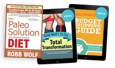 The Paleo Solution and 30 Day Total Transformation