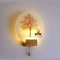 Modern LED lights for Modern Life Modern Lighting, Hygge, Zen, Wall Lights, The Incredibles, Cool Stuff, Check, Home Decor, Appliques