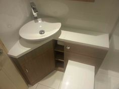 Art Exhibition Pretty Corner Bathroom Vanities And Sinks Simple Corner Bathroom Cabinet Come With Khaki Varnished Wooden Vanity With Door And Drawers Shelves And White