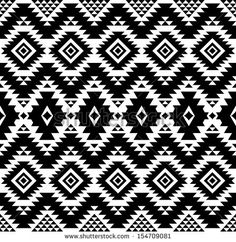 Find Seamless Geometric Pattern Ethnic Style stock images in HD and millions of other royalty-free stock photos, illustrations and vectors in the Shutterstock collection. Geometric Patterns, Ethnic Patterns, Cool Patterns, Pattern Images, Pattern Design, Ethno Design, Ethnic Print, Aztec Prints, Mexican Designs
