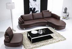 10 Curved Modular Sofas