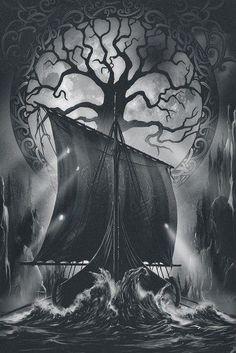 Drakkar\Yggdrasil
