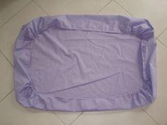 Tuto drap housse bébé 120x60 - Nanou et ses 10 doigts