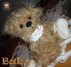 Cicciorsi by Antonella's bears: Baby
