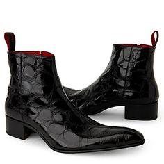 Boots of Jeffery West
