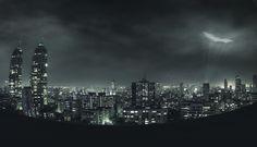 My Gotham City - Mumbai Skyline