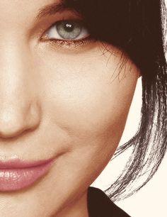 She is amazingly pretty