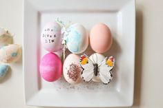 decorate eggs for frame? | elizabeth kartchner