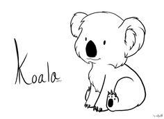 Koala by SillyStell