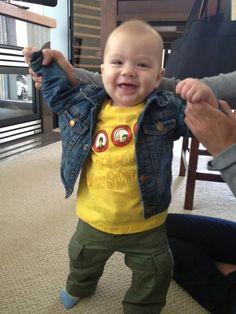 Jared Padalecki's Son Thomas