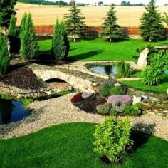 Landscape Ideas for Water Runoff tiered garden ideas tiered
