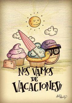 Nos vamos de vacaciones!! - www.dirtyharry.es: