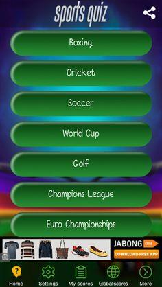 Sports Quiz - Challenging Sports Trivia Sports Quiz, Sports Trivia