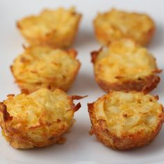 Breakfast Potato Bites (Another way to get nice and crispy hashbrowns)