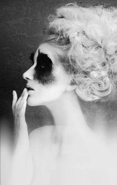 Model- Lucie Belle. Photography- Ryan Bater. MUA- Josephine Jones  Hair- Richard Kerr. S)