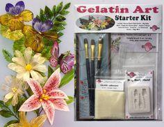 Gelatin Art Starter Kit >> You will love this! More info @ : Baking tools