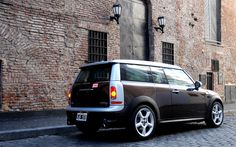 Mini Clubman S. I think this will be my first car after college.