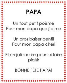 Happy New Year 2019 : Fête de papa: Diy For Kids, Crafts For Kids, Mother And Father, Father Sday, Fathers Day Crafts, Learn French, Preschool Activities, Kids And Parenting, Mom And Dad