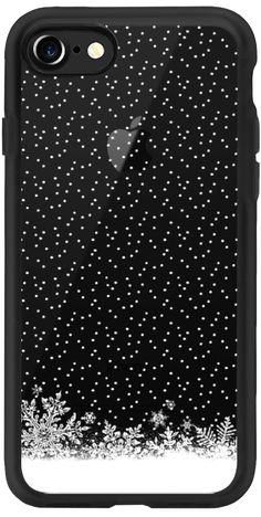 Casetify iPhone 7 Classic Grip Case - Snow Flurry by Jande Laulu #Casetify
