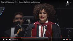 Реджин Шассан из Arcade Fire получила докторскую степень - http://rockcult.ru/news/arcade-fire-regine-chassagne-doctorate/