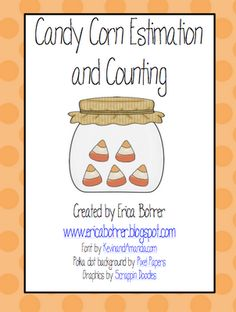 Free Candy Corn Estimation and Counting