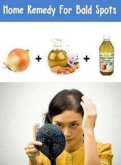 Hair growth recipes