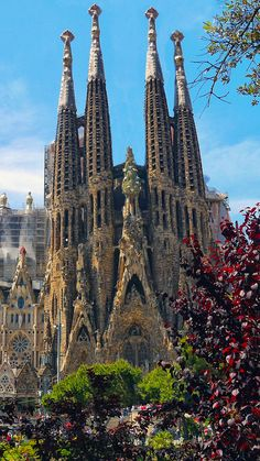 Cruises to Barcelona, Spain Stone Pillars, Cruise Destinations, Antoni Gaudi, Royal Caribbean Cruise, Shore Excursions, Step Inside, Barcelona Spain, Mosaics, Nativity