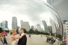 So need cool pictures in The Bean!!