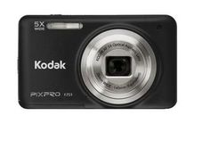 Kodak PixPro Zoom FZ51-BK 16.15 MP Digital Camera (Black)