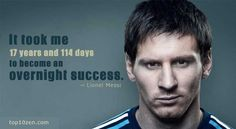 Lionel Messi >> 10 Inspirational Soccer Quotes That Will Kick You In The Balls
