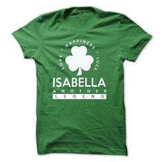 St Patrick Day ISABELLA T Shirts, Hoodie. Shopping Online Now ==►…