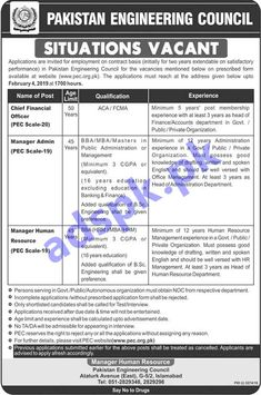 Latest Govt Jobs in Pakistan, Lahore, Karachi, Islamabad | We