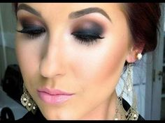 Jaclyn Hill -- Bombshell Makeup Tutorial ♡ - YouTube -- She is absolutely favorite makeup artist on youtube! Love all of her videos