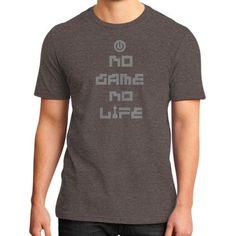 No Game No Life District T-Shirt (on man)