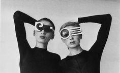 Radical Shades Man – Space Age Sunglasses