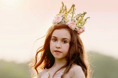 Rustic Gardens Floral Crown, blush pink floral halo, adult flower crown,  fairy crown, pearl moss rose crown, pink gold princess photo props