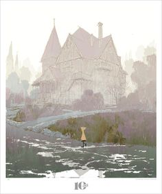 Coraline - House in the Fog, Tadahiro Uesugi