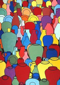 Pottery 1969 - Патрик Колфилд
