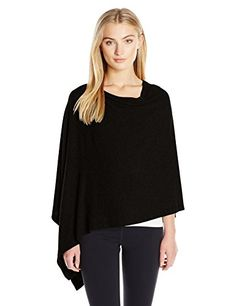 Women's Sweatshirts - NUX Womens Paige Poncho * Continue to the product at the image link. (This is an Amazon affiliate link)