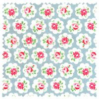 Provence Rose Large Cotton Duck